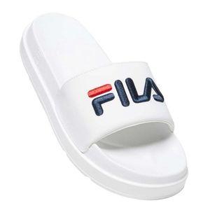 FILA Women's White Sandals